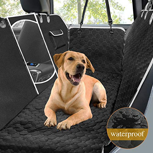Mancro Dog Car Seat Covers