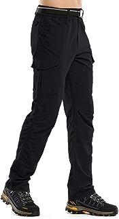 Jessie Kidden Men's Tactical Pants, Military Multi-Pocket Duty Work Pants#6051