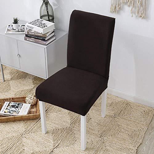 SDFCZ Geometric Dining Stuhlbezug Elastic Chair Schonbezug Case h Stuhlhussen f¨¹r Hochzeit Hotel Bankett Esszimmer-Gro?britannien