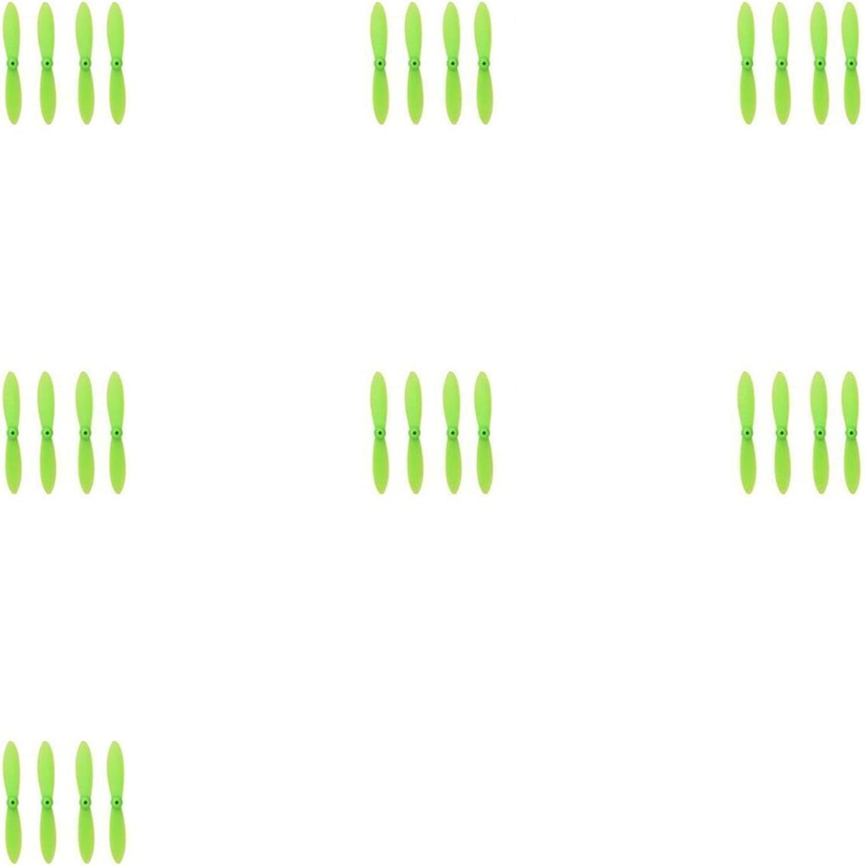 hermoso 7 x Quantity of Walkera CX-10A All All All verde Nano Quadcopter Propeller blade Set 32mm Propellers Blades Props Quad Drone parts - FAST FROM Orlando, Florida USA   alto descuento