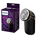 Philips GC026/80 Quitapelusas, Negro Y Dorado