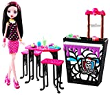 Monster High Beast Bites Cafe Draculaura Doll & Playset