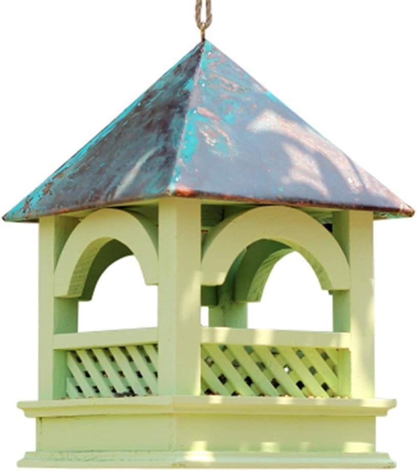 Ranking TOP14 QERNTPEY-PC Bird Feeder Excellent Traditional Country Weatherproof Wooden