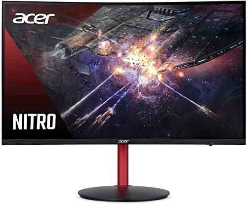 Acer Nitro XZ2-31.5' Monitor WQHD 2560x1440 144Hz 16:9 400Nit (Renewed)