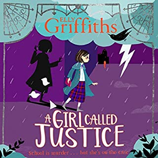 A Girl Called Justice cover art