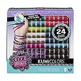 Cool MAKER 6046622 - KumiColors Fashion - Nachfüll - Set - Jewels + Cools
