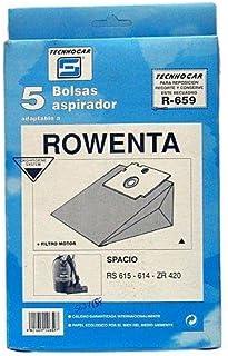 e27cae24dc92 Amazon.es: accesorios rowenta - Bolsas para aspiradoras / Accesorios ...