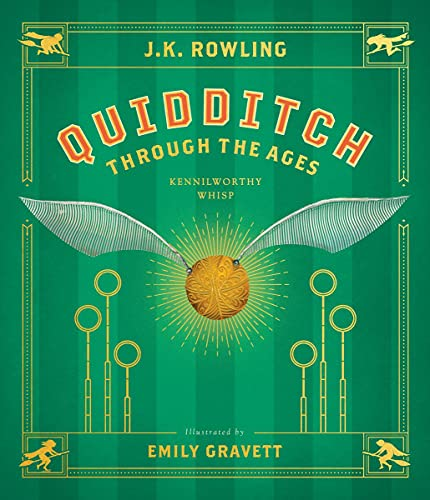 Quidditch Through the Ages: Illustrated Edition (Illustrated edition) (Harry Potter)