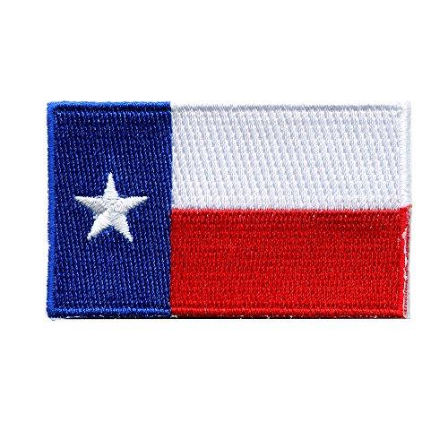 Texas Austin Dallas Houston Amerika USA US Bundesstaat Aufnäher Aufbügler 0054