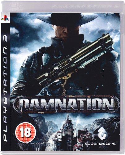 PS3 Damnation (japan import)
