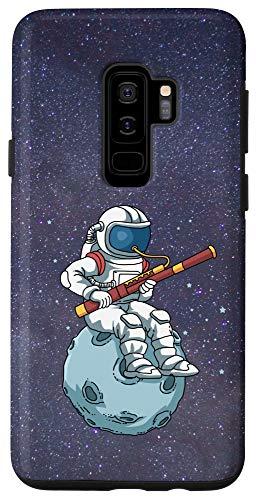 Galaxy S9+ Bassoon Bassoonist Gifts Jass Music Big Band Reeds Bassoon Case