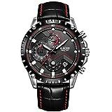 LIGE Men's Watches