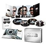 メン・イン・ブラック 4ムービー・コレクターズBOX(ブルーレイセット)(初回生産限定) [Blu-ray]