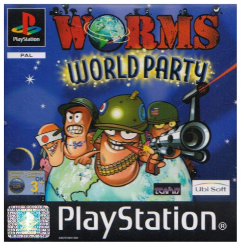 Worms World Party WORMS WORLD PARTY
