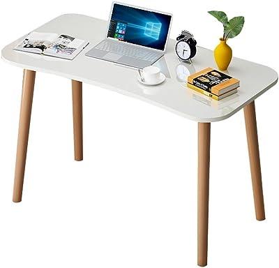 Mesa lateral Extremo de escritorio Mesita de noche Escritorio de ...