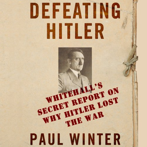Defeating Hitler cover art