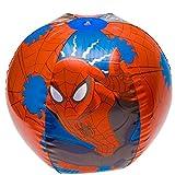 Disney Marvel Ultimate Spiderman aufblasbarer Wasserball Strandball Durchmesser 30 cm -