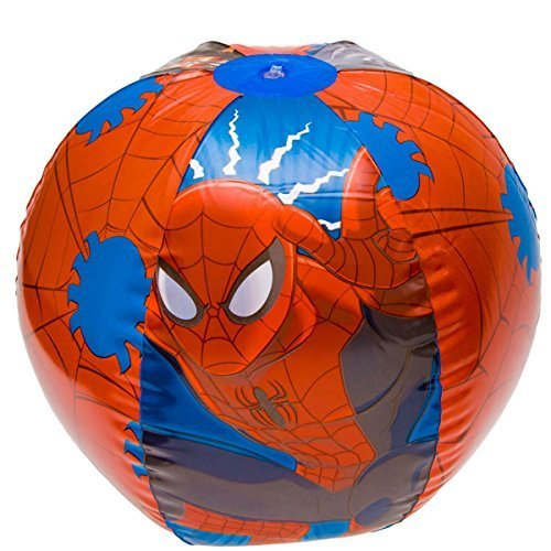 Marvel Ballon de Plage - Spiderman