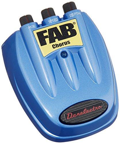 Danelectro D-5 Fab Chorus Bodeneffektgerät