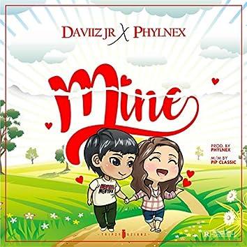 Mine (feat. Phylnex)
