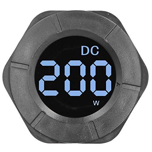 Connessione flessibile Misuratore di potenza digitale Misuratore di potenza automatico schermo LCD Wattmetro con funzione di regolazione di errore per test di elettrodomestici