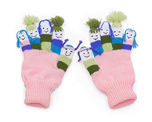 Kidorable Original Gebrandmarkt meisjeshandschoenen voor meisjes, jongens en kinderen.
