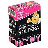 Glop Despedida de Soltera - Juegos para despedida de soltera - Juego para Beber - Juegos de Mesa - 100 Cartas