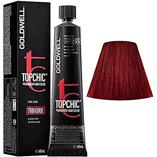 Goldwell Topchic Elumenated Haarfarbe 7RR RR, 1er Pack (1 x 60 ml)