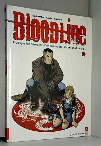 Bloodline, tome 4 : Entre les mondes