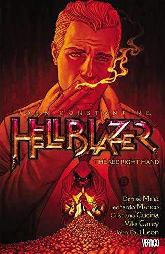 John Constantine, Hellblazer Vol. 19: Red Right Hand (English Edition)