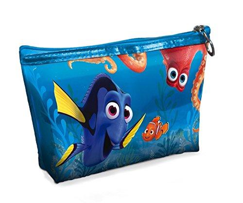 Star Disney Findet Dorie Tasche und Handtasche aus Satin, Bedruckt, 20 x 4 x 13 cm