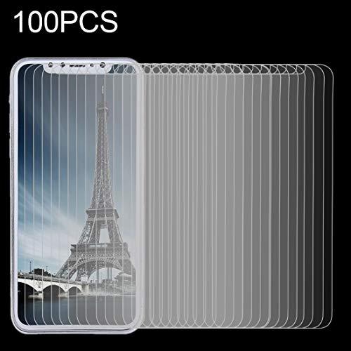 Nieuwe Tangyong 100 stuks for de iPhone 11 Pro/XS/X 0.26mm 9H Hardheid van de oppervlakte Explosion-proof niet-volledig scherm gehard glas Screen Film