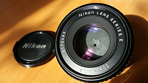 Nikon 50 mm f / 1,8 Serie Lente E AIS