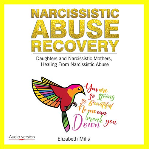 『Narcissistic Abuse Recovery』のカバーアート