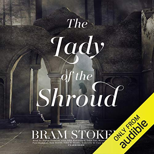 The Lady of the Shroud cover art