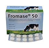 Rennet Tablets/Fromase 50/10 Tablets / 10 PASTILLAS / 10 TABLETTES Made in France