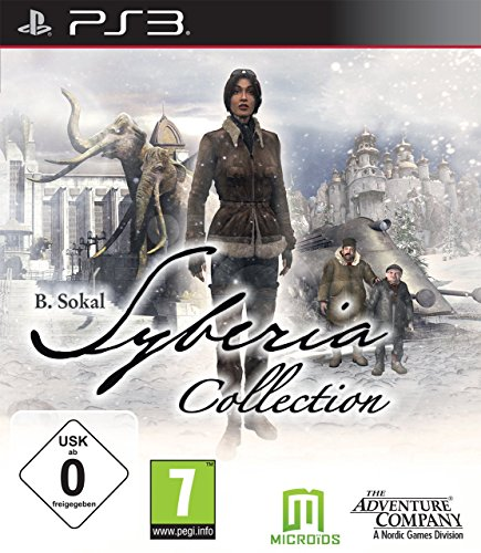 Preisvergleich Produktbild Syberia Complete Collection