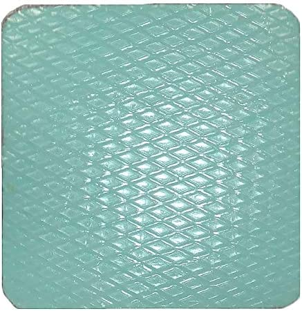 THERM Don't miss the campaign Easy-to-use PAD 25.4MMX25.4MM GREEN Pack 10 of