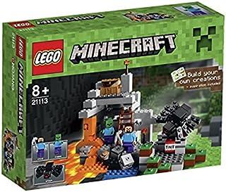 LEGO - La cueva, multicolor (21113) , color/modelo