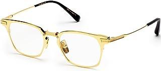 Dita Men's Union 18k Titanium Plated Eyeglasses 49mm Gold