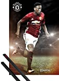 1art1 Fußball Poster (91x61 cm) Manchester United, Anthony
