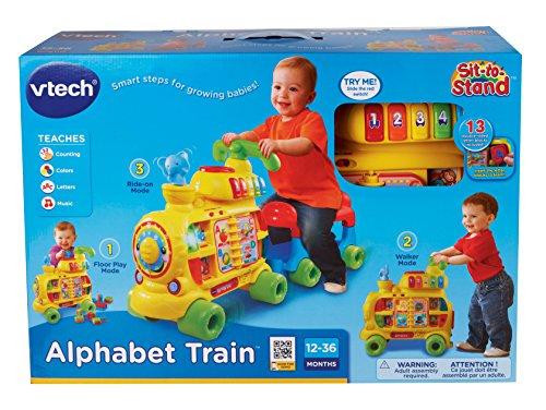 VTech Sit-to-Stand Alphabet Train