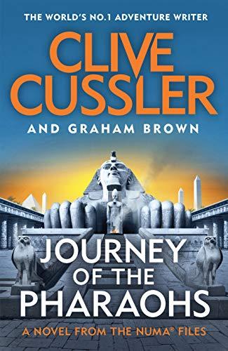 Journey of the Pharaohs: Numa Files #17 (The NUMA Files)