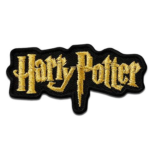 Logo di Harry Potter © - Toppe termoadesive Patch Toppa ricamate