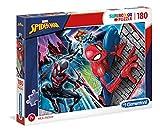 Clementoni Spider-Man Puzzle, 180 Piezas, Multicolor (29293)