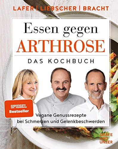 Buchseite und Rezensionen zu 'Essen gegen Arthrose' von Lafer, Johann