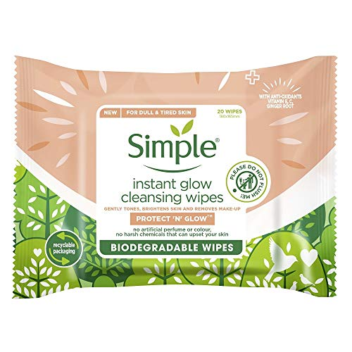Simple Protect 'N' Glow Instant Glow Dermatologically Tested...