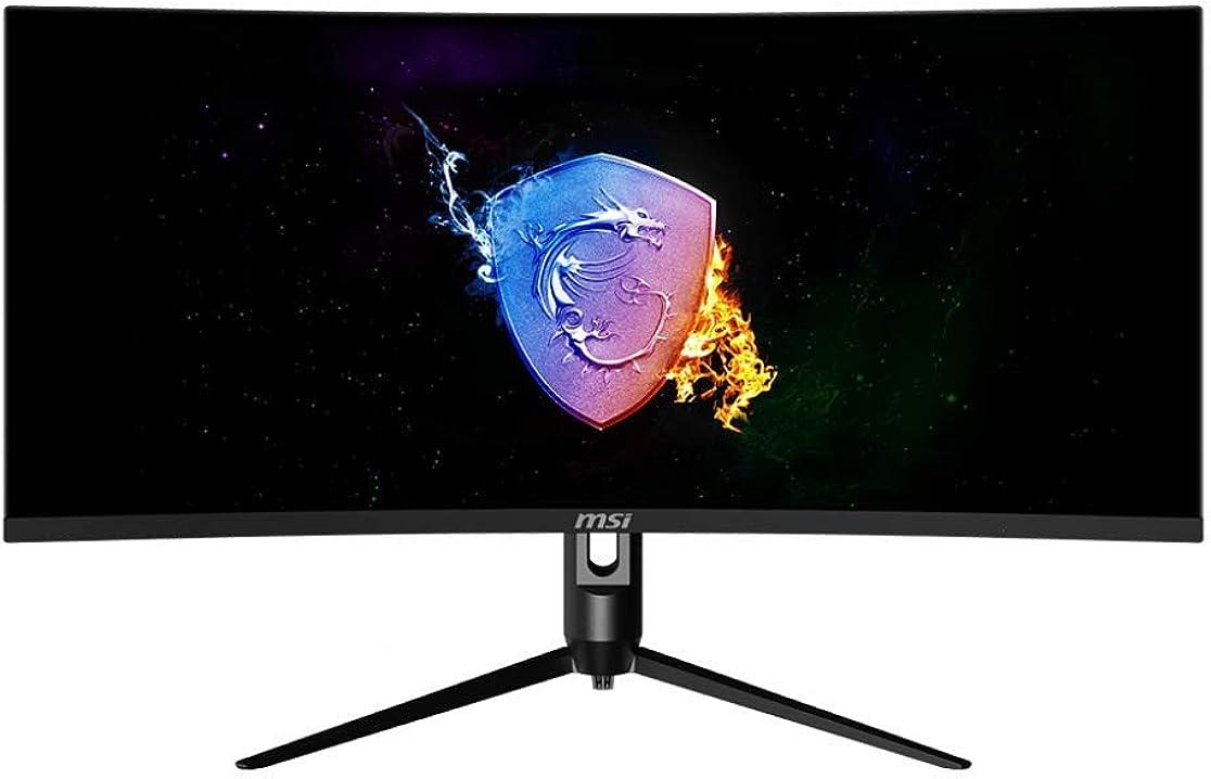 Monitor pc msi optix mag342cqrv monitor gaming 34