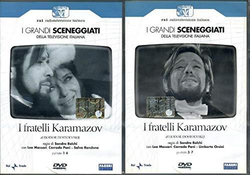 I fratelli Karamazov - I grandi sceneggiati della televisione italiana