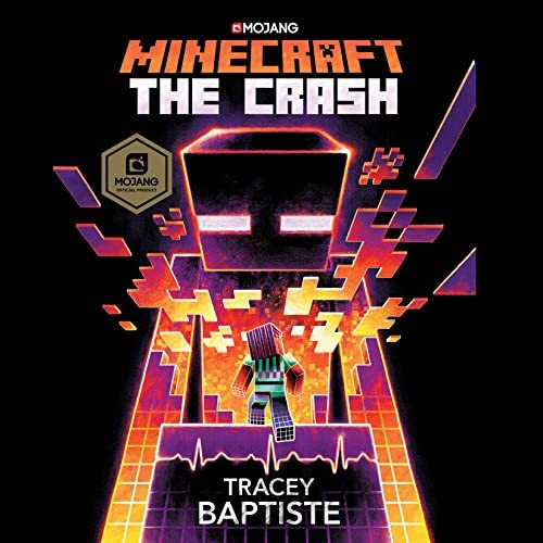 Minecraft The Crash An Official Minecraft Novel product image